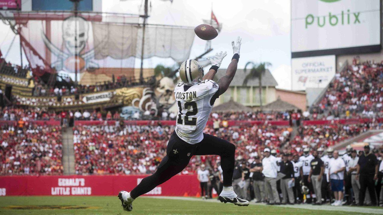 New Orleans Saints: Marques Colston - Bildquelle: imago