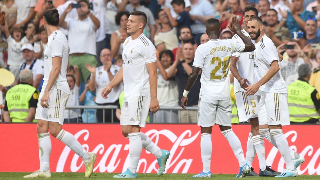 Topf 2: Real Madrid  - Bildquelle: 2019 Getty Images