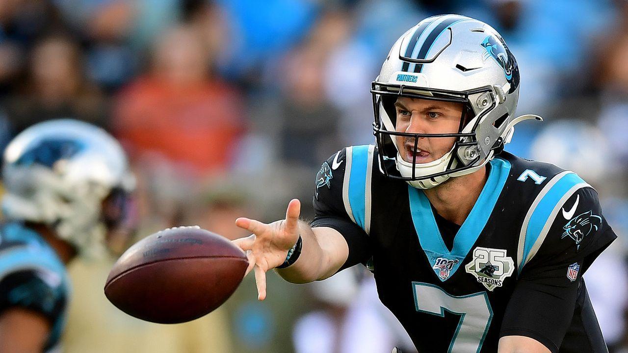 Verlierer: Kyle Allen - Bildquelle: 2019 Getty Images