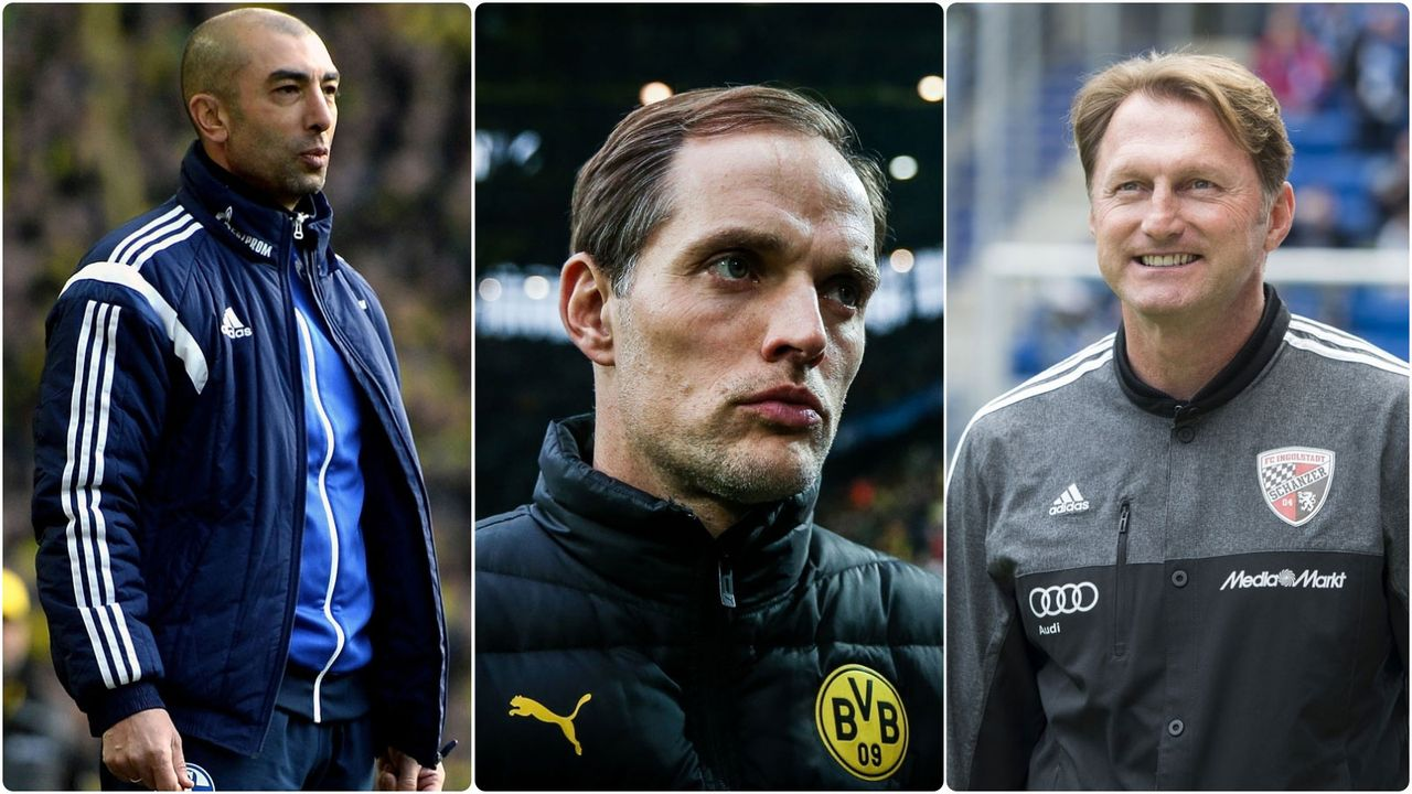 Bundesliga-Trainer in der Premier League - Bildquelle: Getty