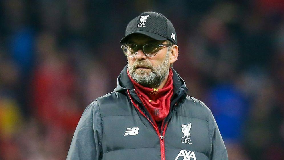 Jürgen Klopp führt die Tabelle mit Liverpool deutlich an - Bildquelle: FIROFIROSID