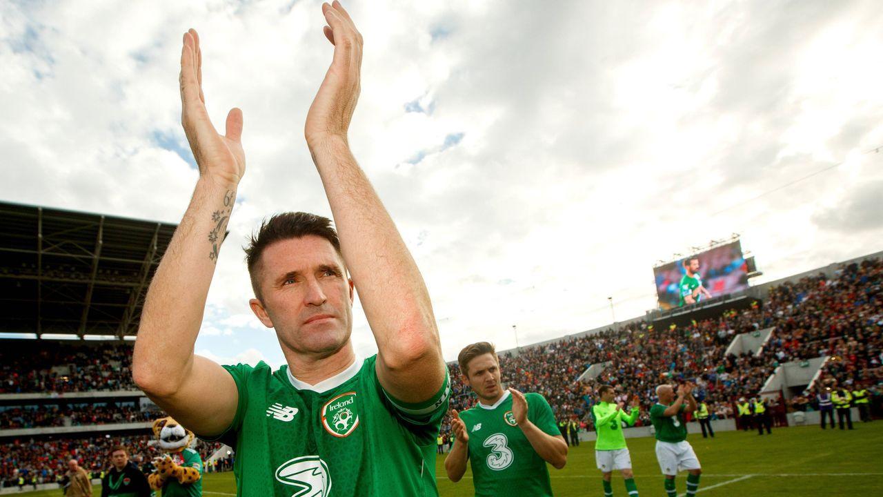 Platz 9: Robbie Keane (Irland) - Bildquelle: imago/Inpho Photography