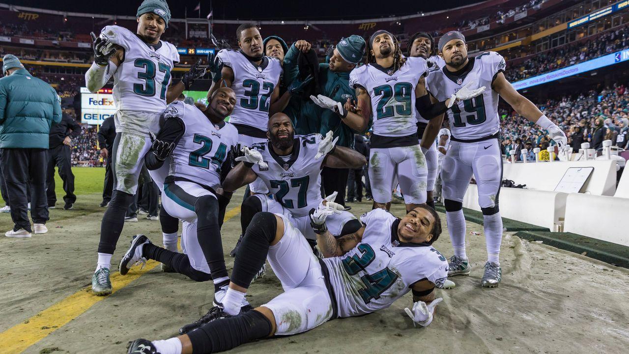 Philadelphia Eagles - Bildquelle: 2018 Getty Images
