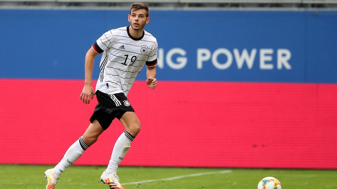 Abwehr: Maxim Leitsch (VfL Bochum) - Bildquelle: 2020 Getty Images
