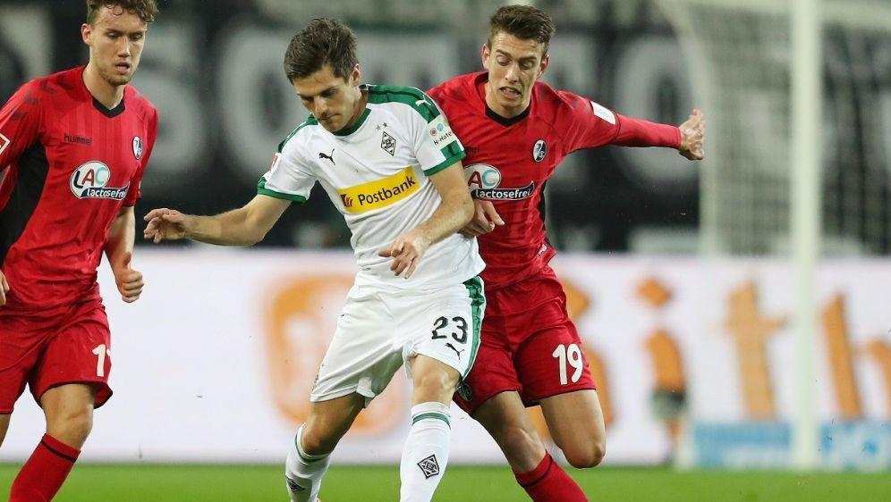 Freiburg und Gladbach trennen sich unentschieden - Bildquelle: FIROFIROSID