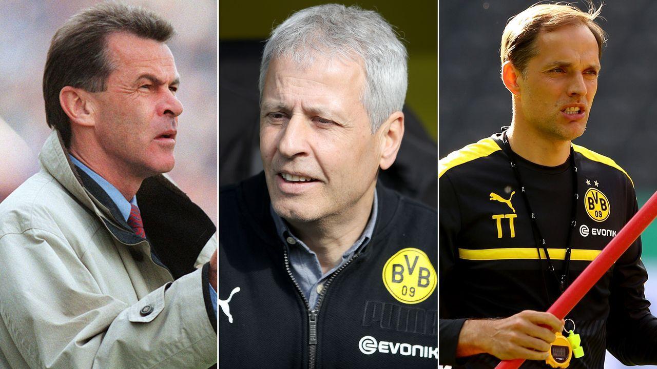 Top 5: Die Dortmund-Trainer mit dem besten Punkteschnitt - Bildquelle: Getty Images/Imago