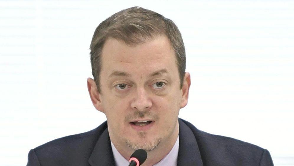 IPC-Präsident Parsons gibt Medienrechte bekannt: Infront - Bildquelle: AFPSIDPool for Yomiuri