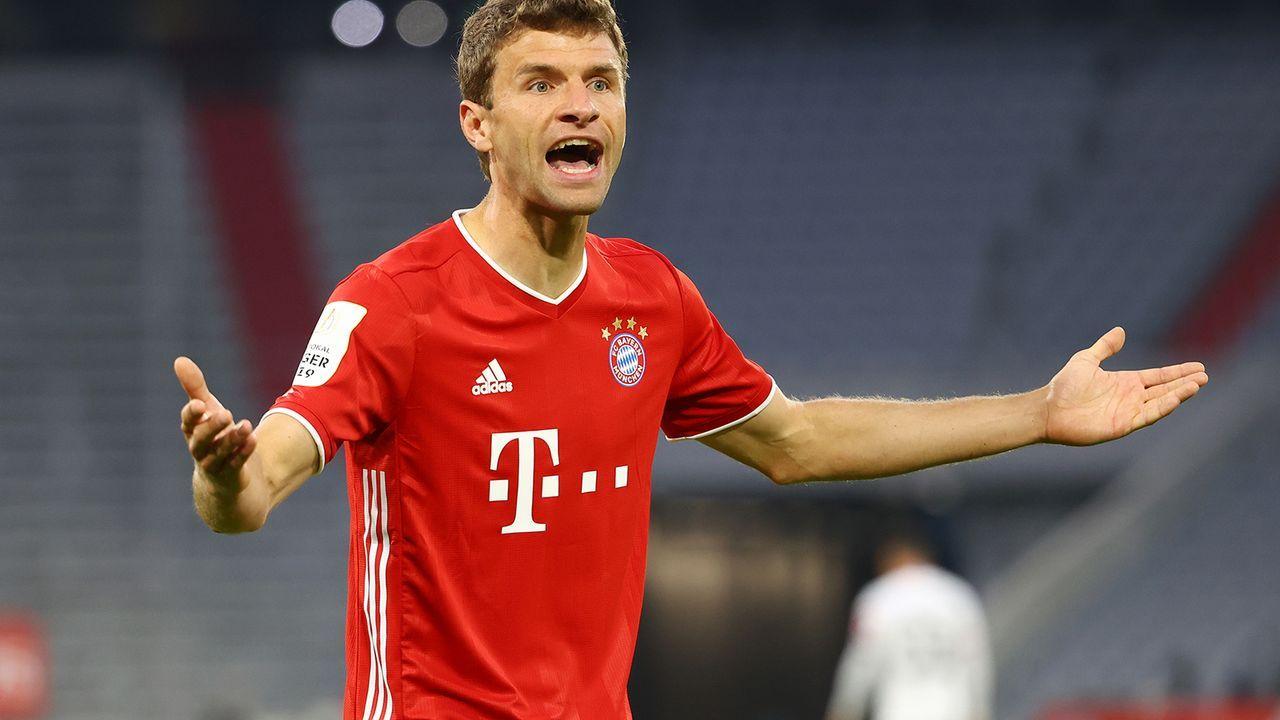 FC Bayern: Thomas Müller - Bildquelle: Getty Images