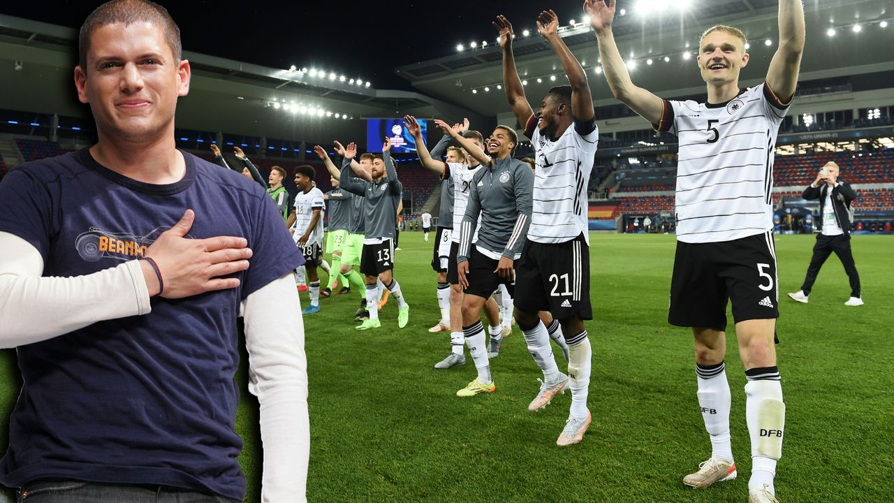 U21-Nationalmannschaft - Serien und Games - Bildquelle: Uefa.com / Getty