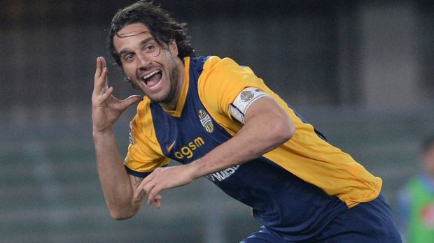 Luca Toni - Bildquelle: 2015 Getty Images