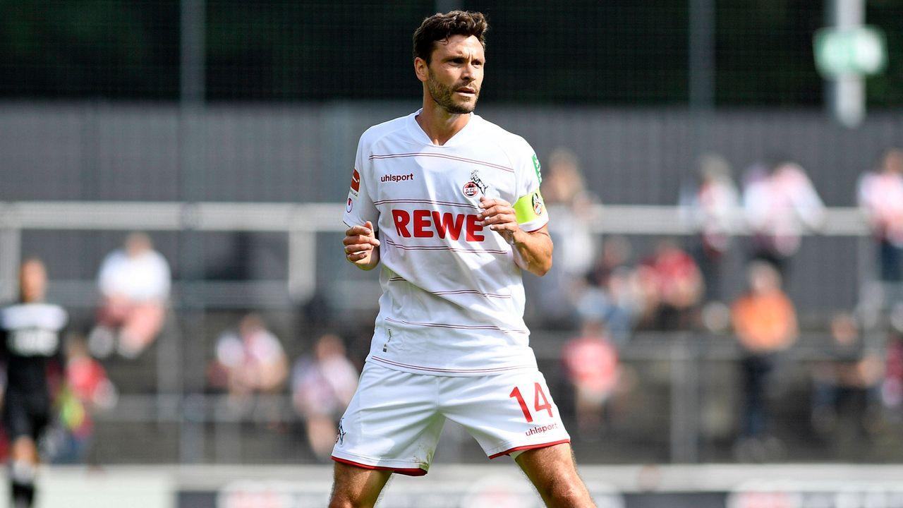 1. FC Köln: Jonas Hector - Bildquelle: Imago