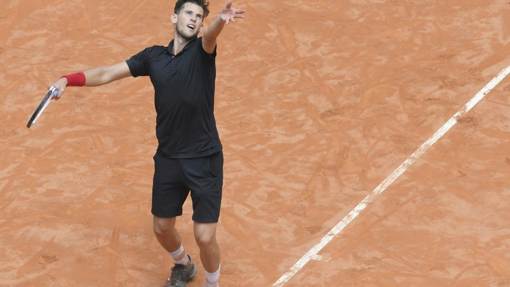 Thiem ist vor Beginn der French Open in Topform - Bildquelle: AFPSIDTIZIANA FABI