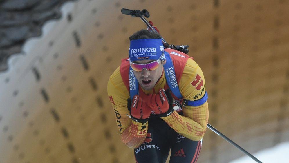 Biathlon: Ex-Weltmeister Simon Schempp - Bildquelle: AFPSIDMICHAL CIZEK