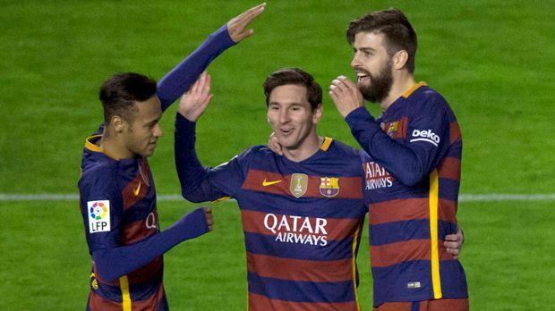 FC Barcelona - Bildquelle: 2016 Getty Images