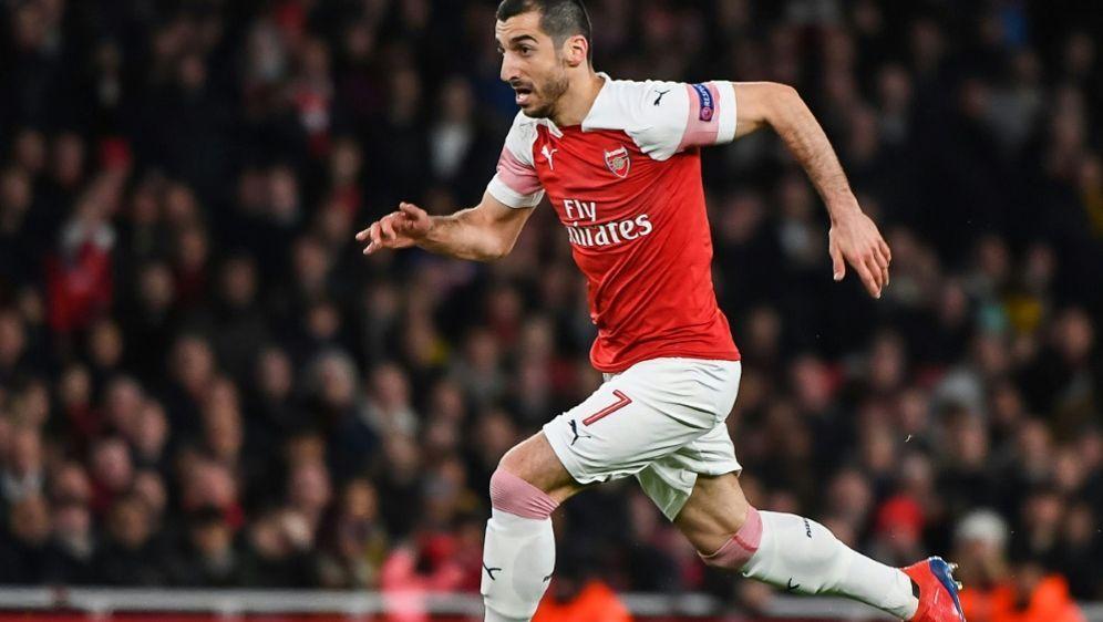 Henrich Mchitarjan verlässt den FC Arsenal - Bildquelle: FIROFIROSID