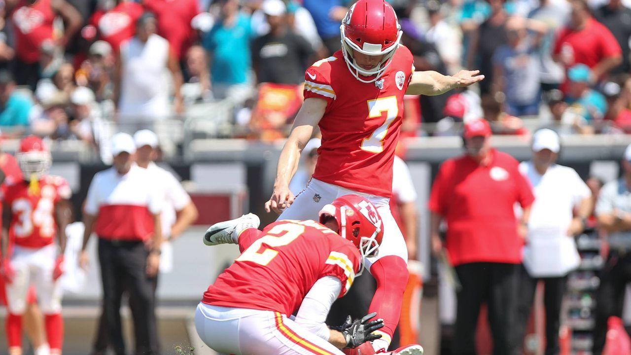 Special Team und Kicker: Kansas City Chiefs - Bildquelle: imago images / Icon SMI