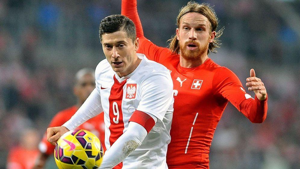 Polen Vs Schweiz