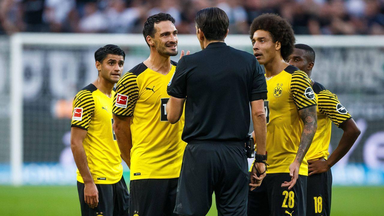 Die Noten für die BVB-Stars gegen Mönchengladbach - Bildquelle: Imago