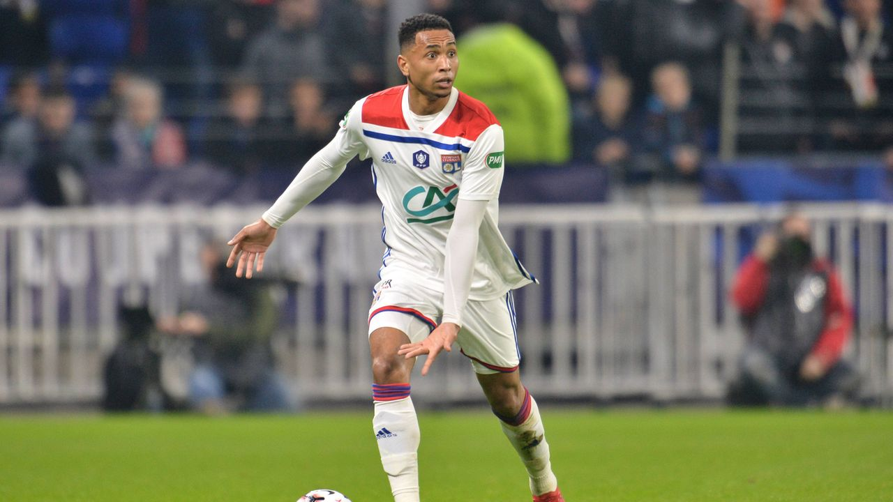 Abwehr: Kenny Tete (Olympique Lyon) - Bildquelle: imago images / PanoramiC