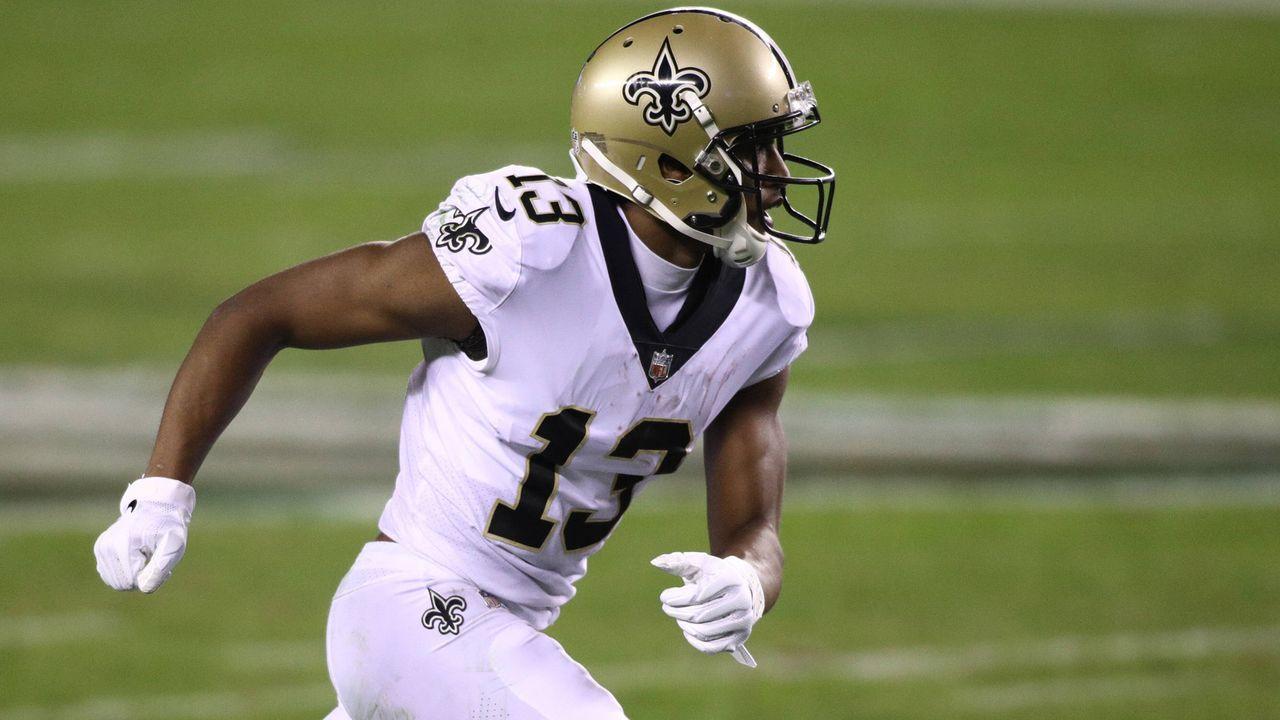 Platz 6: Michael Thomas (New Orleans Saints) - Bildquelle: imago images/Icon SMI
