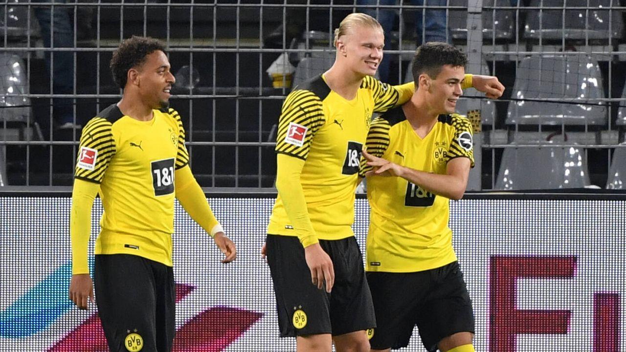 Platz 7: Borussia Dortmund - Bildquelle: imago images/Team 2