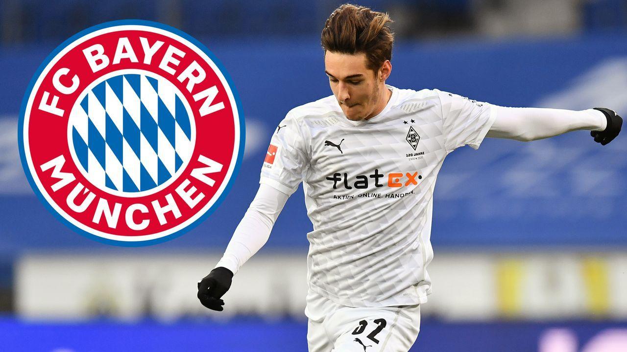 Florian Neuhaus (Borussia Mönchengladbach) - Bildquelle: 2021 Getty Images