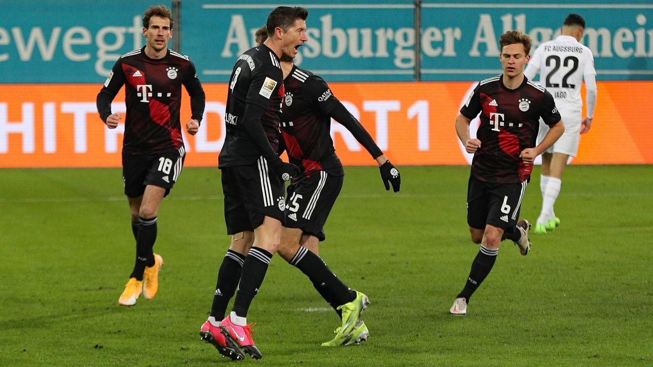 FC Augsburg - Bildquelle: Getty Images
