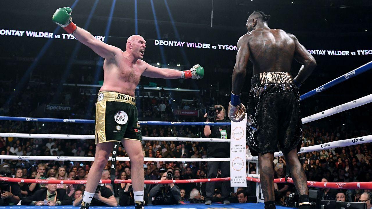 Tyson Fury (Großbritannien) - Bildquelle: 2018 Getty Images