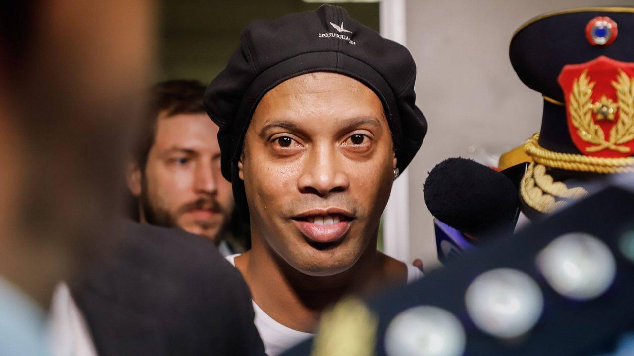 Ronaldinho - Bildquelle: imago images/Agencia EFE