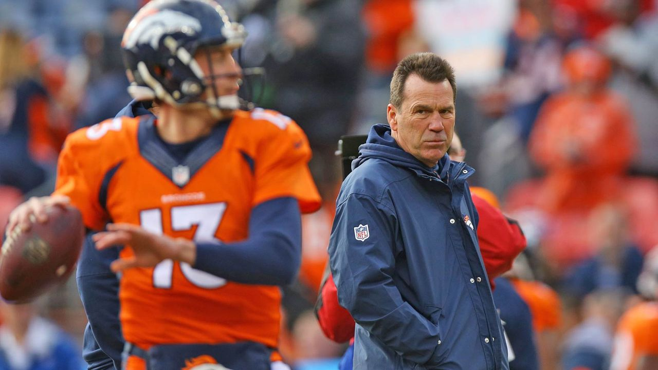 Gary Kubiak (Berater Denver Broncos) - Bildquelle: 2017 Getty Images