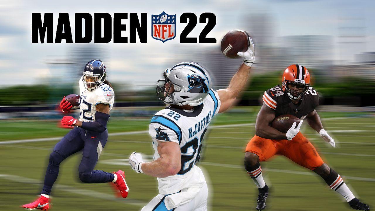 Madden NFL 22: Die Top10 der Running Backs  - Bildquelle: 2013 Getty Images