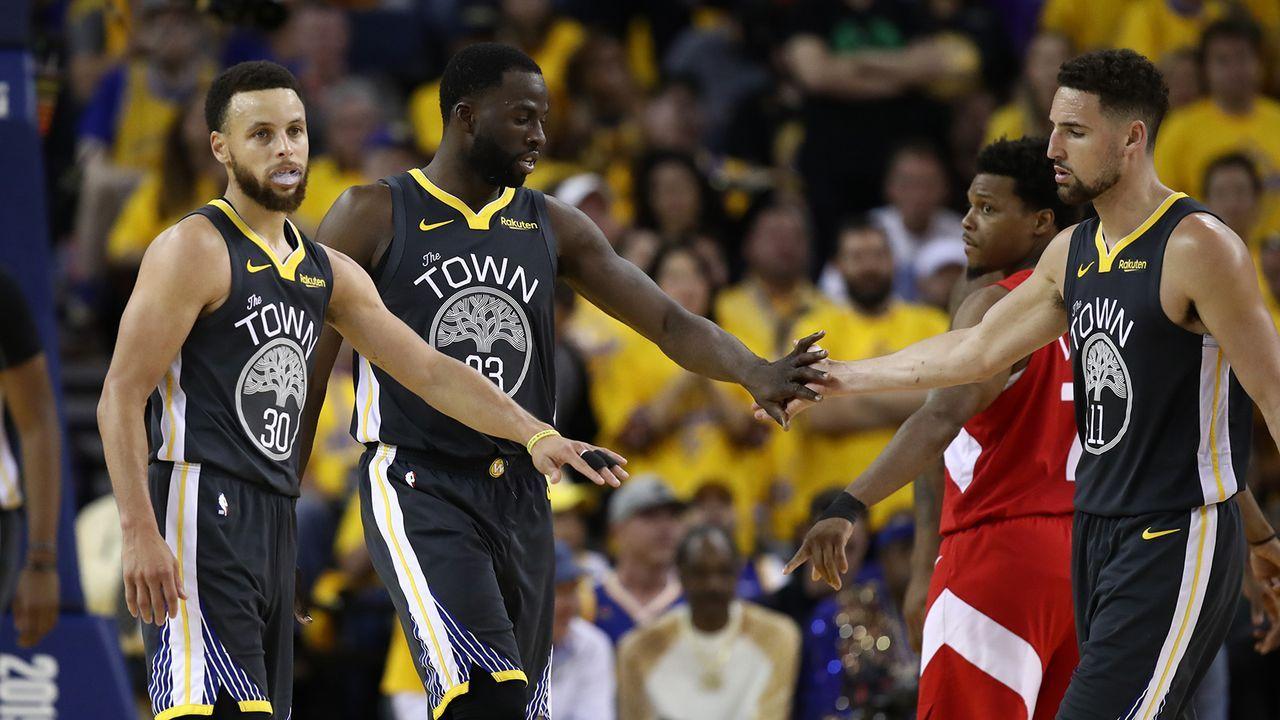 2. Pick: Golden State Warriors - Bildquelle: Getty Images
