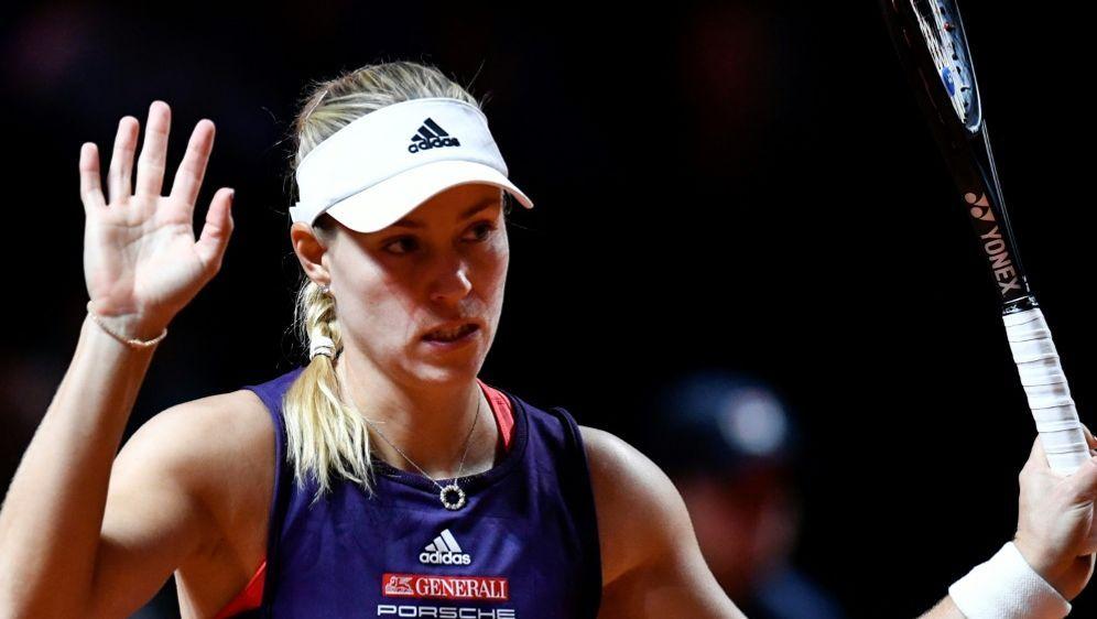 WTA: Angelique Kerber fällt auf Rang fünf zurück - Bildquelle: AFPSIDTHOMAS KIENZLE