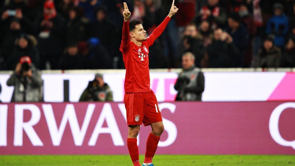 Philippe Coutinho war mit drei Toren und zwei Vorlagen überragender Mann geg... - Bildquelle: 2019 Getty Images