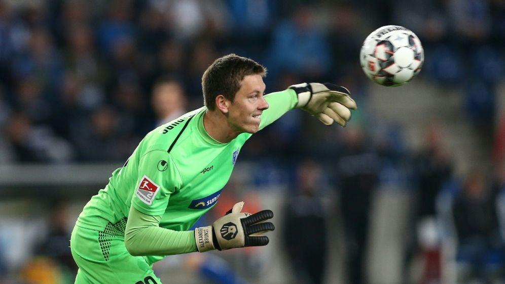 Bleibt dem FC Magdeburg erhalten: Alexander Brunst - Bildquelle: FIROFIROSID
