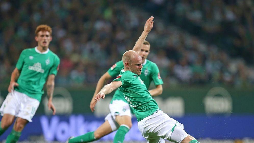 Werder setzte sich souverän gegen Heidenheim durch - Bildquelle: PIXATHLONPIXATHLONSID
