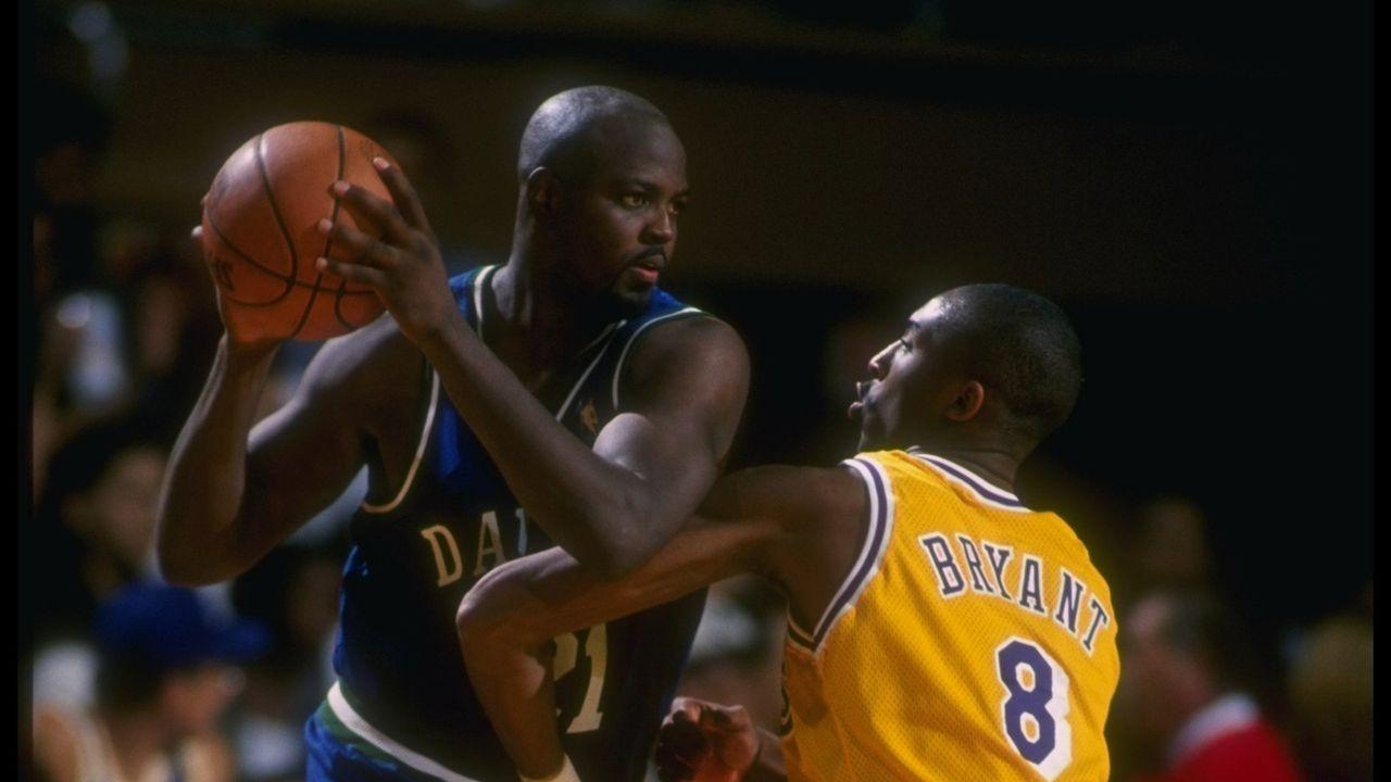Die ersten Jahre in der NBA - Bildquelle: Imago Images