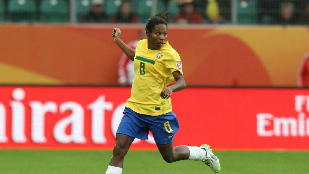 Formiga stellt einen neuen Altersrekord bei der WM auf - Bildquelle: PIXATHLONPIXATHLONSID