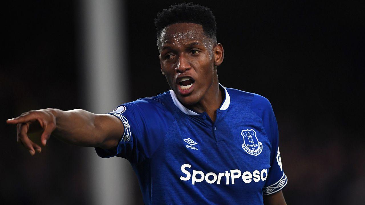 Platz 6 - Yerry Mina (FC Everton) - Bildquelle: 2018 Getty Images