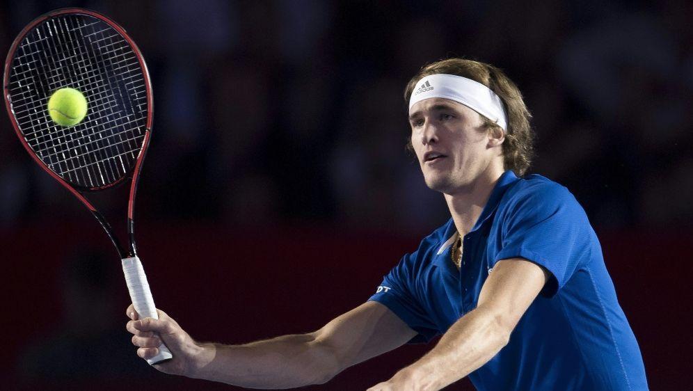 Alexander Zverev steht im Halbfinale der US Open - Bildquelle: FIROFIROSID