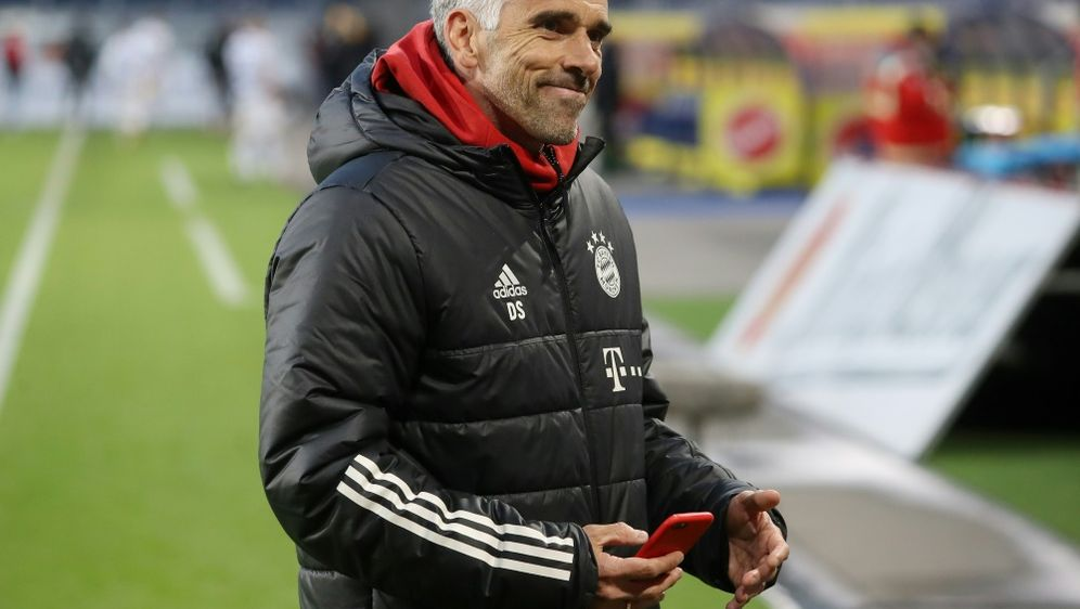 Danny Schwarz wird neuer Trainer der Würzburger Kickers - Bildquelle: FIRO/FIRO/SID/