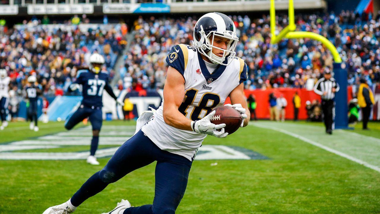 Cooper Kupp (Los Angeles Rams) - Bildquelle: 2017 Getty Images