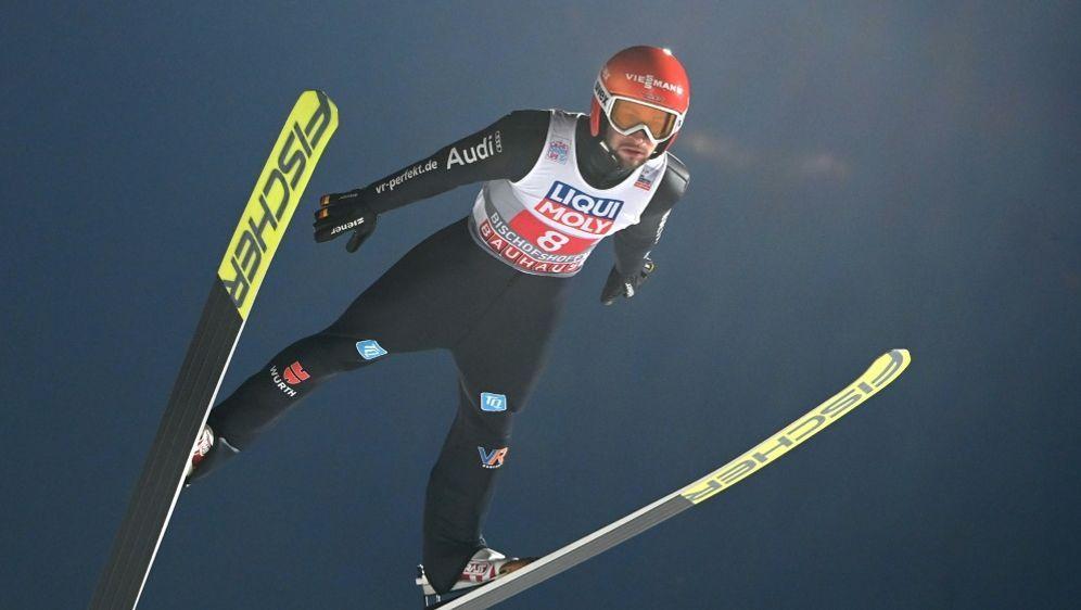 Eisenbichler ist bester Deutscher in Lahti - Bildquelle: AFPSIDCHRISTOF STACHE