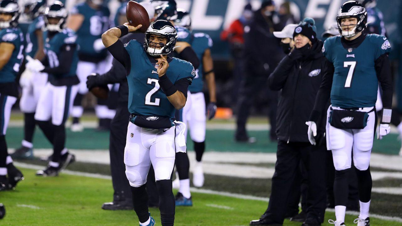 Philadelphia Eagles - Bildquelle: 2021 Getty Images