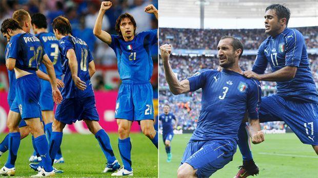 FuГџball Italien Heute