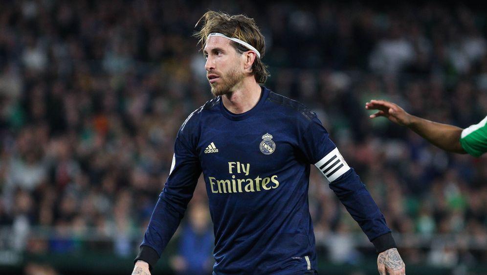 Kapitän Sergio Ramos bestätigte die Real-Spendenaktion - Bildquelle: imago