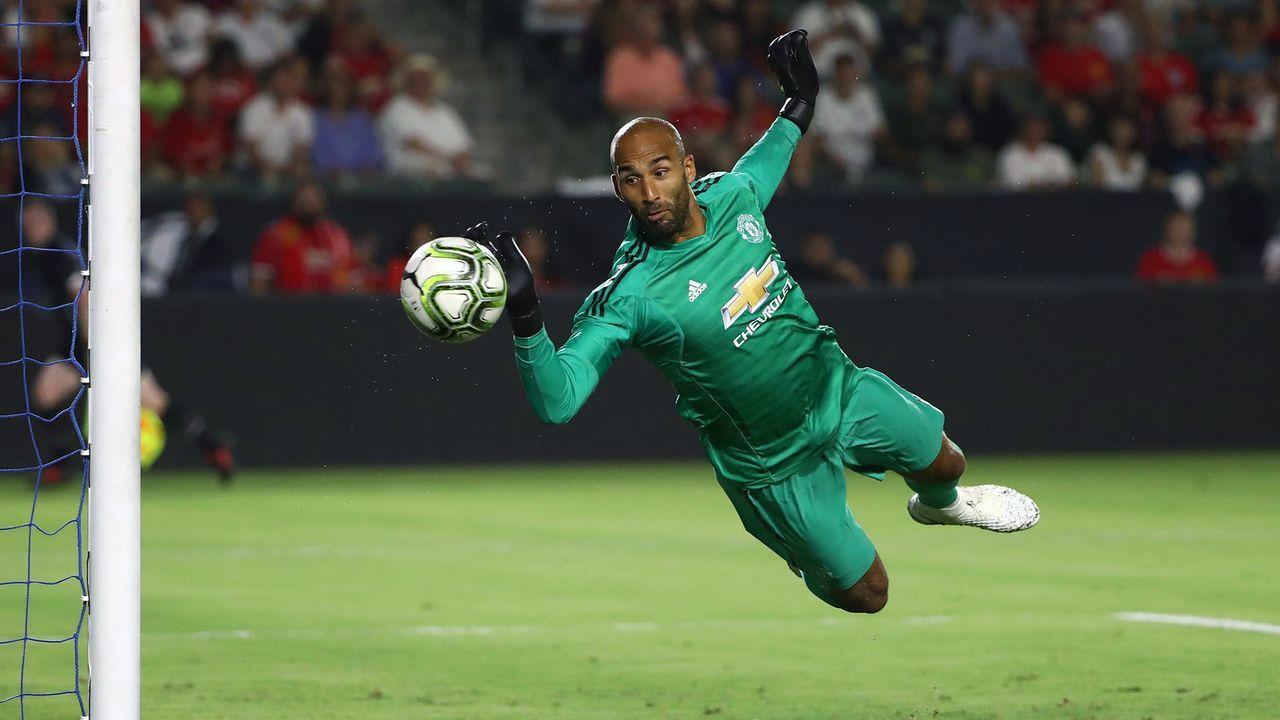 Manchester United (Premier League/England) - Bildquelle: 2018 Getty Images