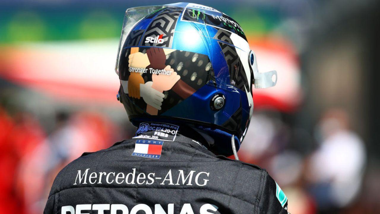 Das sind die Helmdesigns der Formel 1-Fahrer zur Saison 2021 - Bildquelle: Getty