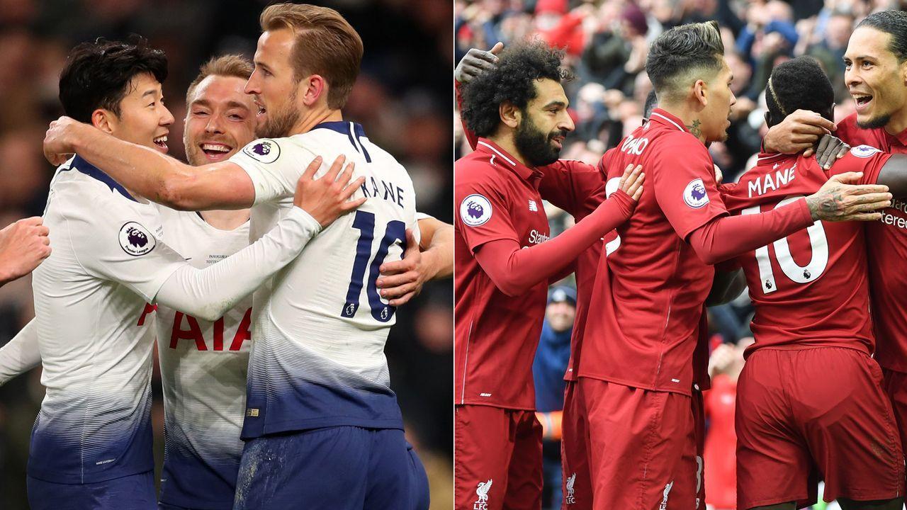 Tottenham vs. Liverpool: Die Startformationen im Ablöse-Vergleich - Bildquelle: Getty Images