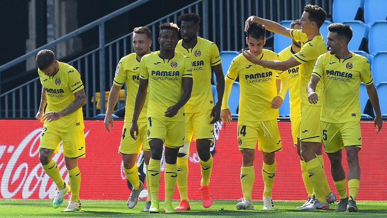 5. FC Villarreal - Bildquelle: 2020 Getty Images